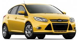 Модельный ряд Ford 2016 года