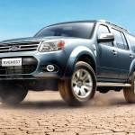 Ford Everest 3: Стремление к вершине