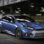 Ford показал полноприводный Focus RS