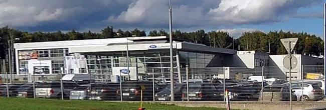 Форд Центр Север