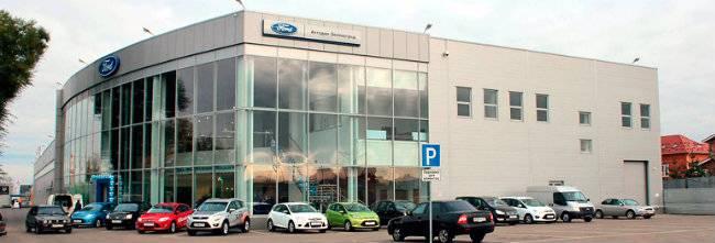 Форд Центр Зеленоград