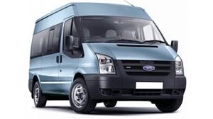 Ford Transit Jumbo Bus