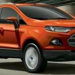 Ford EcoSport – в Россию с любовью