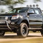 Ford Ranger: Премьера пикапа